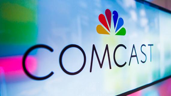 Logo de Comcast