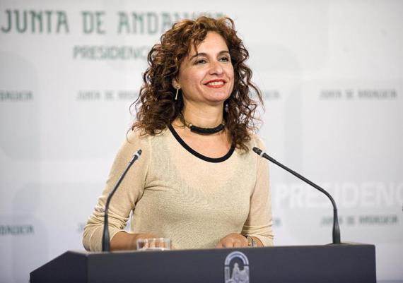 María JesúsMontero (ministra de Hacienda)