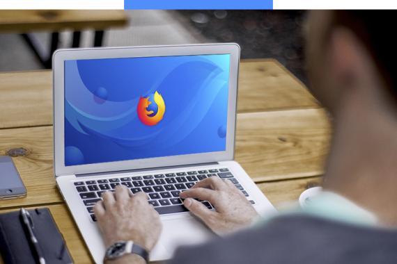 Mozilla Firefox en el ordenador