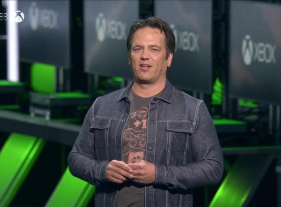 El ejecutivo de Microsoft Phil Spencer fue el anfitrión de la sesión informativa de Xbox en el E3 2018, la feria anual de videojuegos en Los Ángeles.