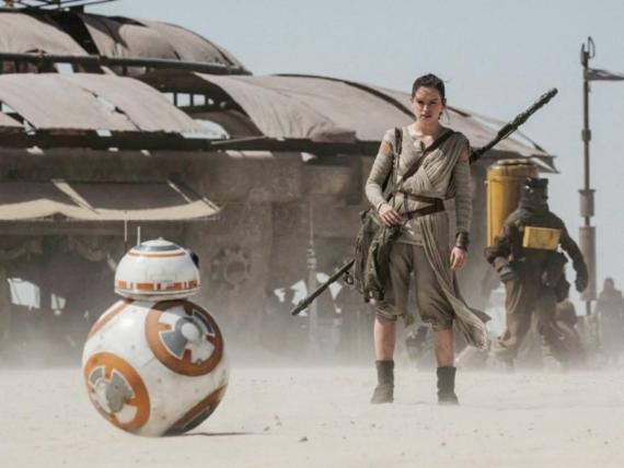 """""""Star Wars: Episodio VII - El despertar de la Fuerza """""""