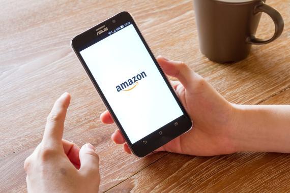 Amazon en el movil