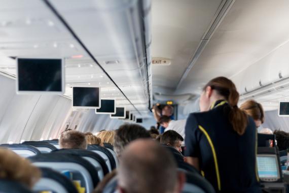 cambio clase avion