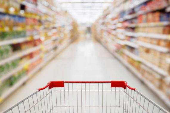 Carrito del supermercado