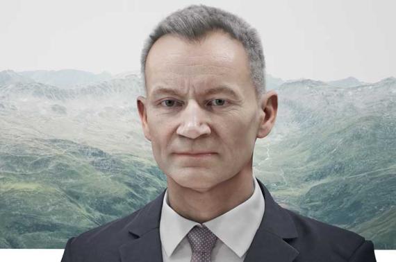 El clon de Daniel Kalt, economista de UBS