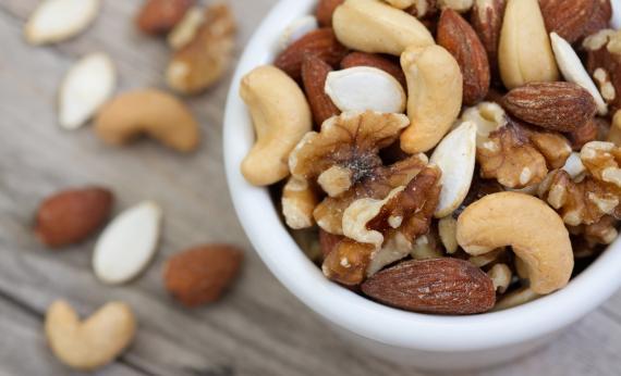 Los frutos secos ayudan a mejorar la calidad del esperma, según la ciencia