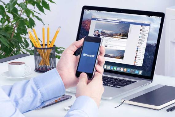 Iniciar sesión en Facebook