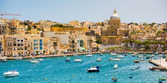 La isla de Malta ha dado una cálida bienvenida a la industria blockchain