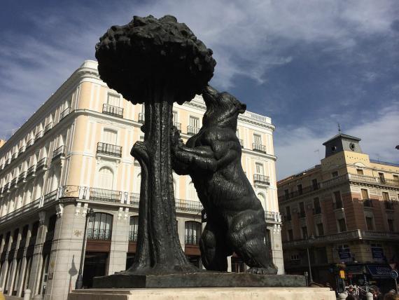 El oso y el madroño de Madrid