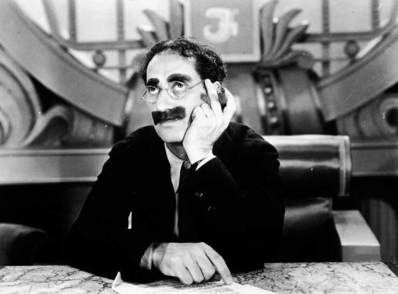 Sopa de ganso (Leo McCarey, 1933)