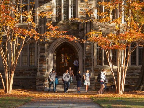 La Universidad de Duke, en Carolina del Norte, EE.UU., obtuvo una puntuación total de 83,9 puntos.
