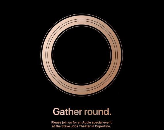 Apple envía invitaciones para su evento de iPhone del 12 de septiembre