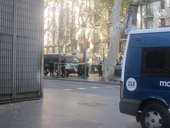 Los atentados de Cataluña de 2017