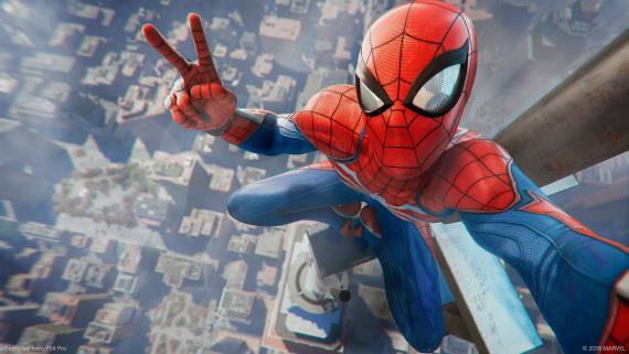 Calendario Spider-Man PS4