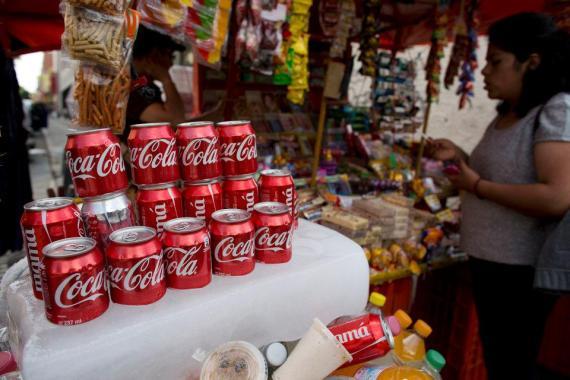 Coca-Cola has become a huge part of Mexican culture.