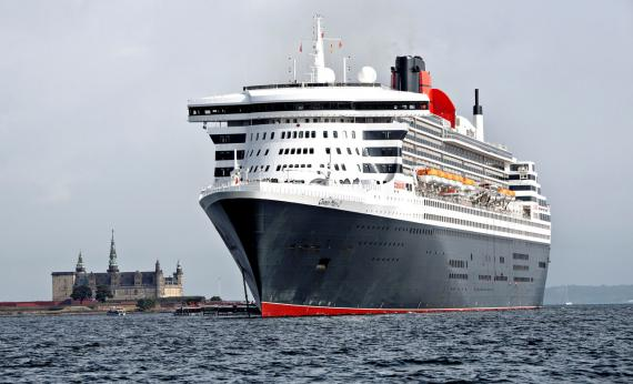 Crucero Queen Mary 2