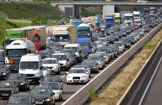 Estos son los peores días para viajar en coche en agosto y septiembre