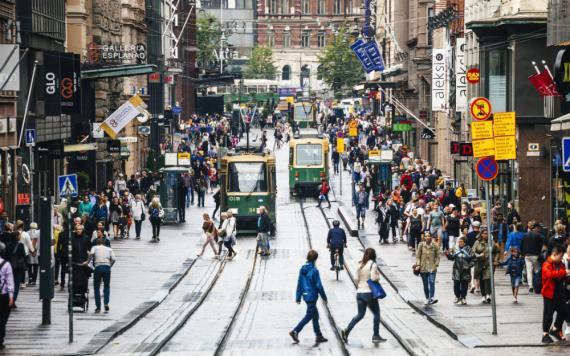 Helsinki ciudad mejor reputacion