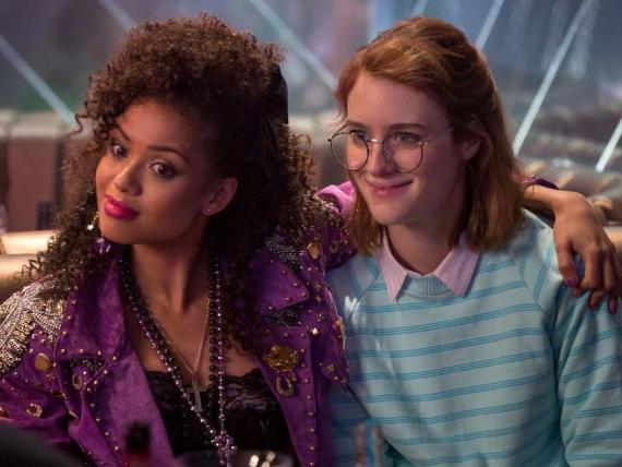"Netflix drama ""Black Mirror."""