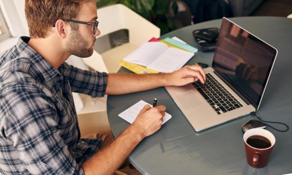 Organizar tu tiempo por anticipado puede ayudarte en tu nuevo trabajo
