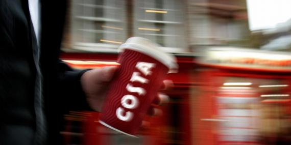Coca-Cola just became a giant threat to Starbucks after buying one of Europe's biggest coffee chains for $5.1 billion