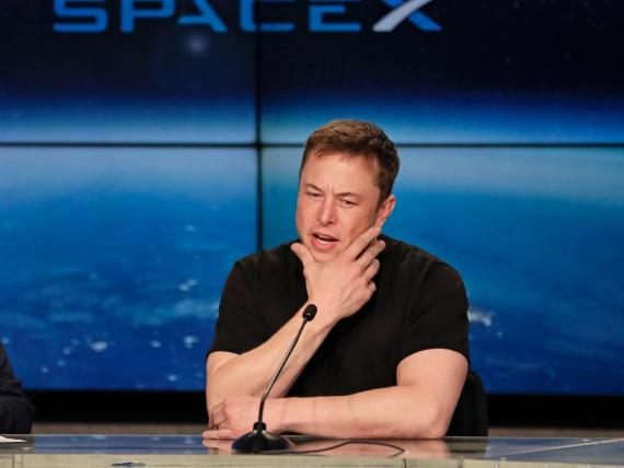 Elon Musk probably needs to take a break.