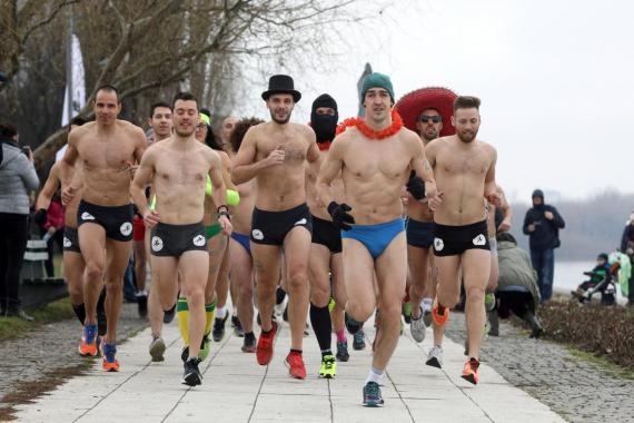 Deberían de optar por ponerse 'boxers' la próxima vez.