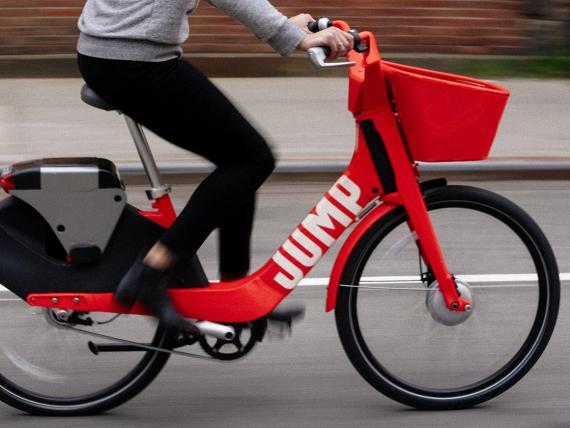 Uber will focus on ebikes and scooters over cars for shorter journeys