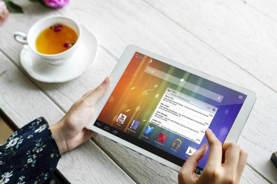 Usos de la tablet