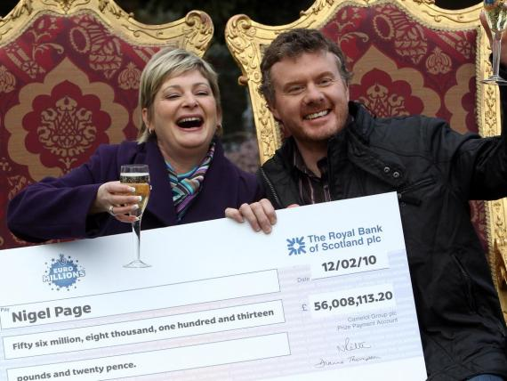 Winning the lottery could be just as life-changing as you imagine it would be.