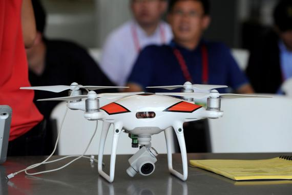 El desarrollo de drones automatizados despierta el interés empresarial