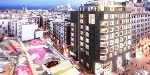 edition hotels Born barcelona