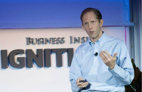 Henry Blodget, CEO, cofundador y director editorial de Business Insider