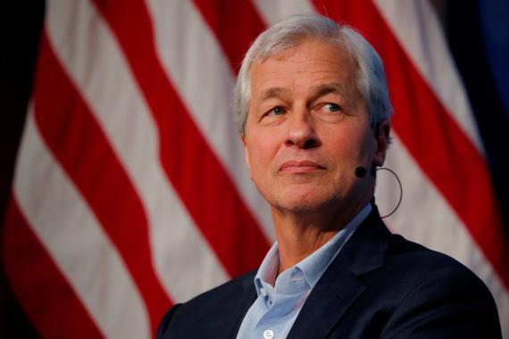 Jamie Dimon, CEO de JP Morgan.
