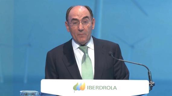 José Ignacio Sánchez Galán, presidente de Iberdrola