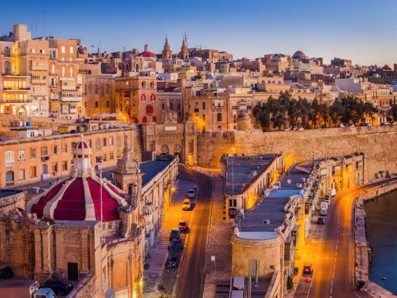 Foreign buyers are snapping up real estate in Malta.