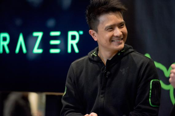 El CEO de Razer, Min-Liang Tan.