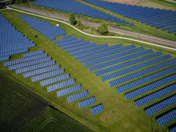 paneles solares, energía fotovoltaica