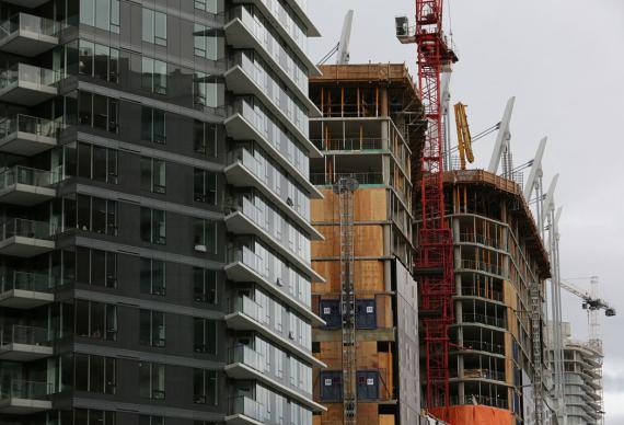 Los precios inmobiliarios comienzan a moderarse en Vancouver, al oeste del país