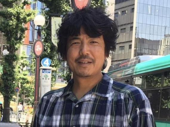 El fundador de Ossan Rental, Takanobu Nishimoto