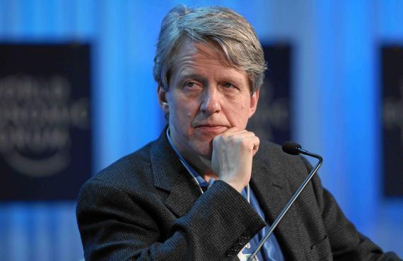 Robert Shiller, premio Nobel de Economía en 2013
