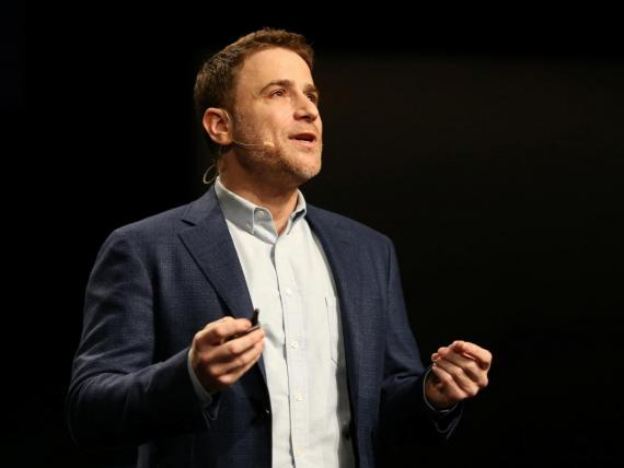 Slack CEO and co-founder Stewart Butterfield