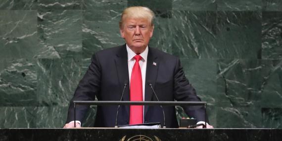 Los líderes mundiales se ríen de Trump en la ONU por decir que su Gobierno ha conseguido más que cualquier otro en la historia de EEUU