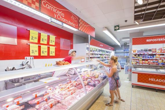 Sueldo en supermercados Día