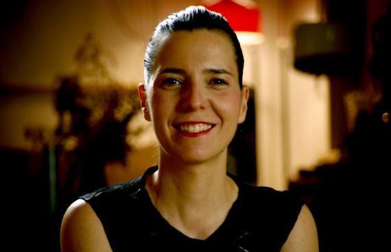 Concha Monje, investigadora en robótica.