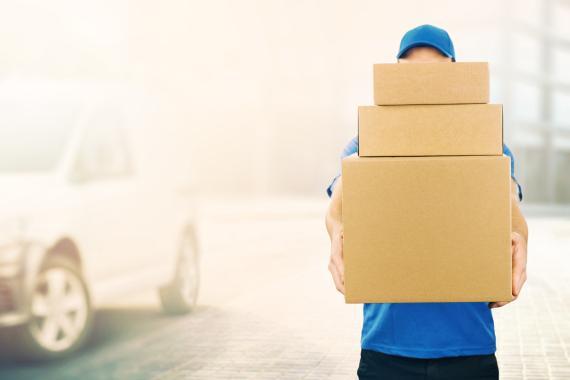 Envío paquetería correos