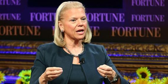 IT'S OFFICIAL: IBM is acquiring software company Red Hat for $34 billion