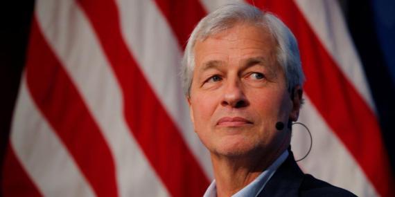 El CEO de JPMorgan, Jamie Dimon, aparece en el puesto 22 de la lista de Harvard