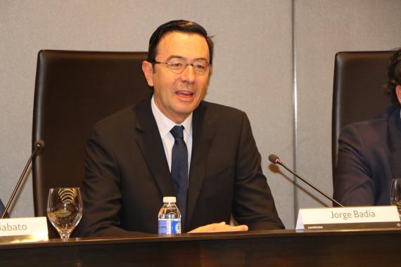 Jorge Badía, director general de Cuatrecasas