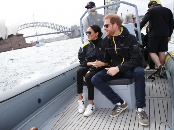 Meghan Markle's fashion is making a difference.